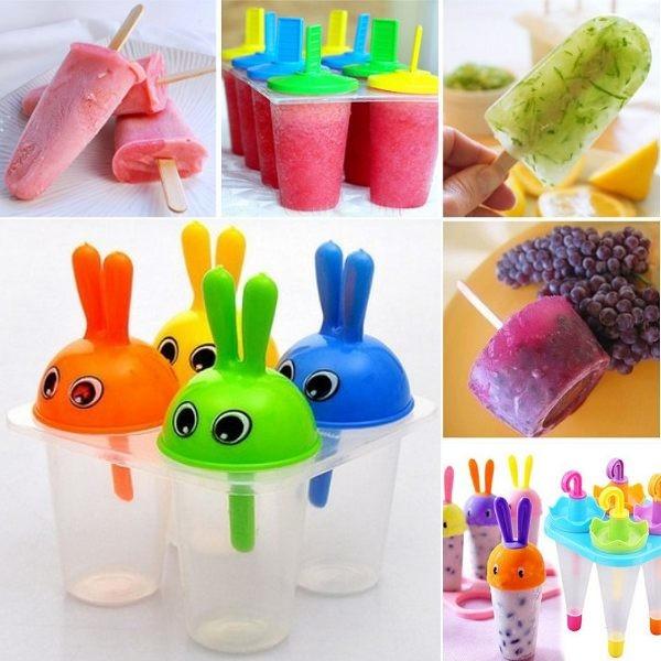 冰棒模 日單4入兔寶冰棒模 想購了超級小物