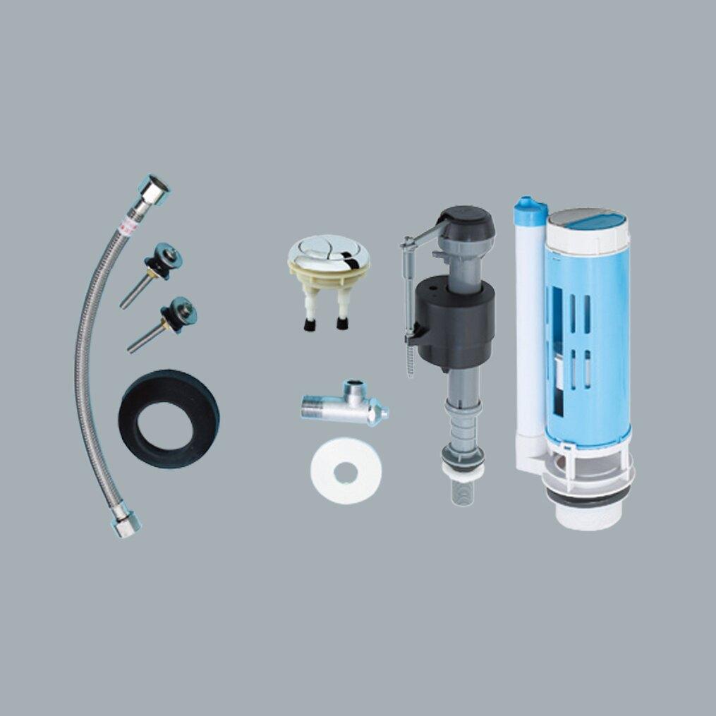 HCG二段式低水箱組件/CF4035C