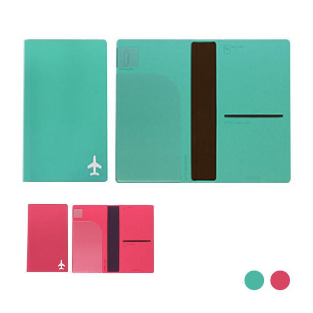 fenice證件護照套-中(共2色)