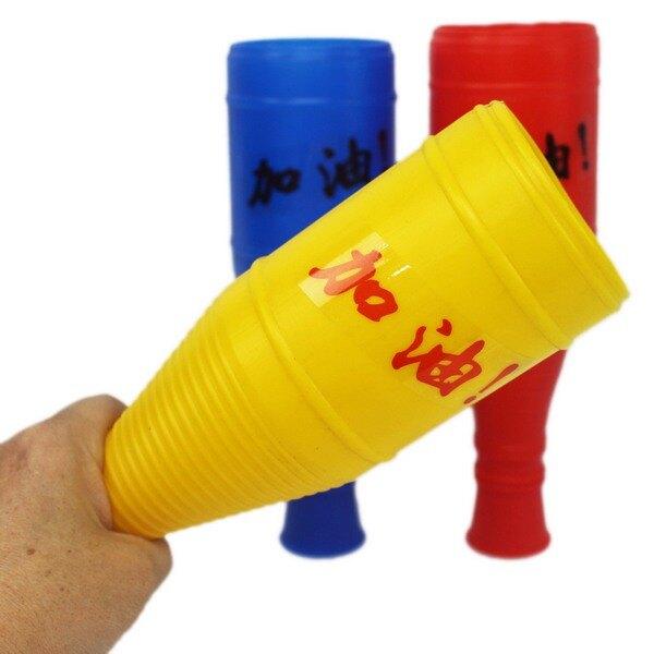拉拉隊加油棒 酒罐型 MIT製/一支入(特40) 敲打式 啦啦隊加油棒 吶喊筒