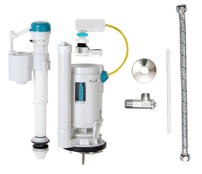 電光二段式水箱零件/TF5097