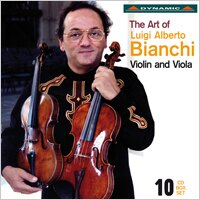 畢安奇的音樂藝術 The Art of Luigi Alberto Bianchi (10CD)【Dynamic】