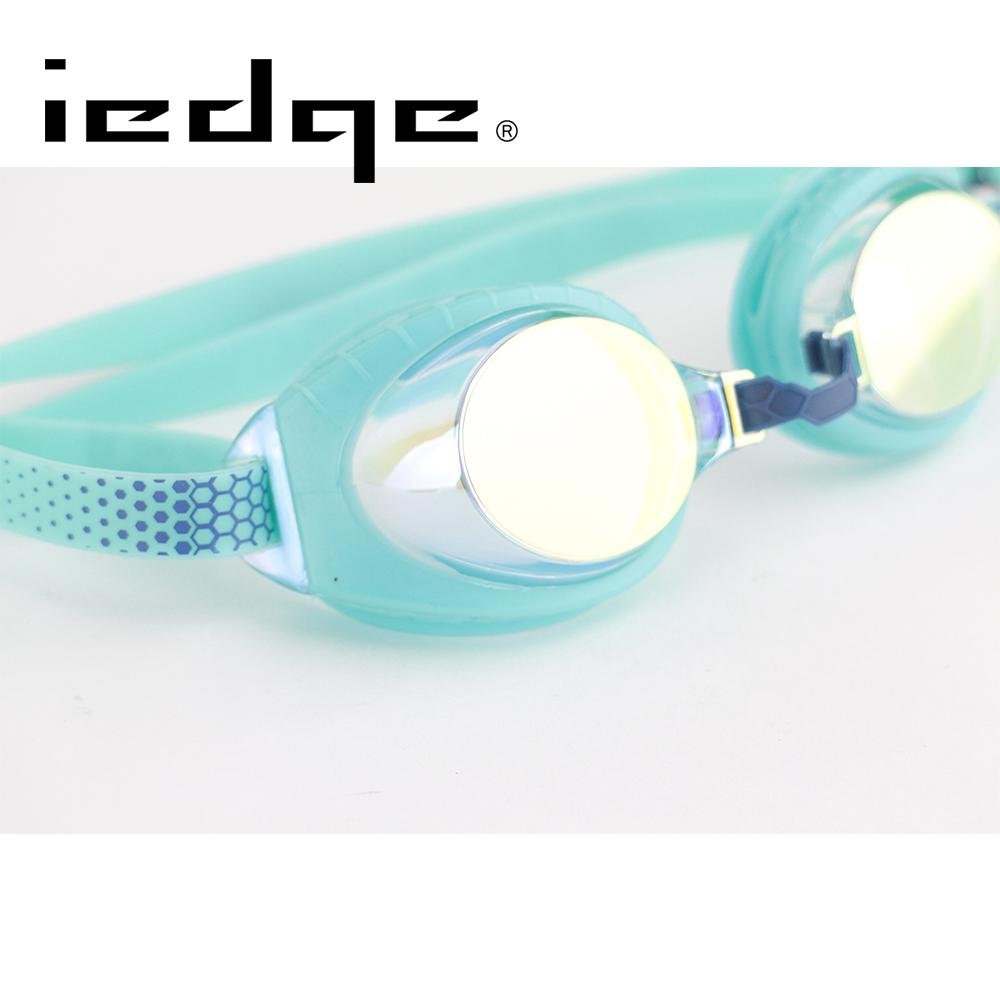 海銳 蜂巢式電鍍專業光學度數泳鏡 iedge VG-957