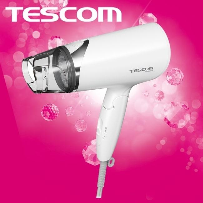 TESCOM 大風量負離子吹風機(TID292)