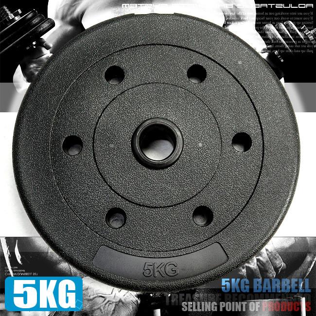 5公斤水泥槓片(單片)  5kg槓片c113-b2050