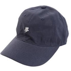 【Super Sports XEBIO & mall店:帽子】リネン刺繍キャップ YUME 897PA9ST1725 NVY