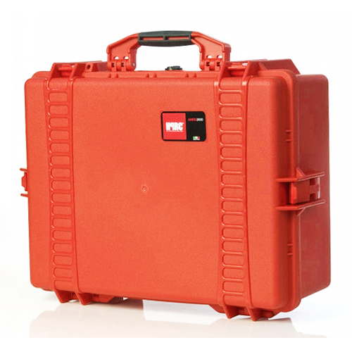 HPRC 2600 提箱 (橘) 含泡棉