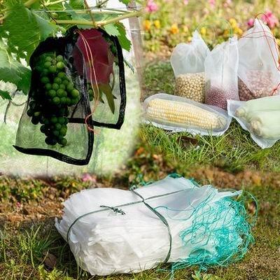 【尼龍網袋網兜-多規可選-1款/組】細眼防蟲袋火龍果套袋浸種袋網眼袋(可混搭)-5101030