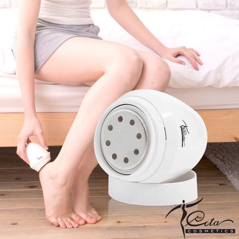 去繭蛋 輕鬆改善腳底粗糙 角質及龜裂皮膚的現況 保固期一年