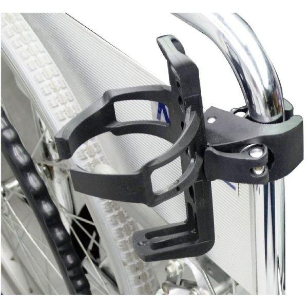 輪椅用飲料架 - 輪椅使用者適用 用途廣泛 飲料瓶寶特瓶保溫瓶等等皆適用 [zhcn1785]