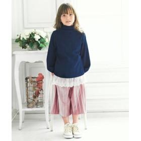 (Little Princess/リトルプリンセス)子供服ワイドパンツAILES203184/レディース ピンク
