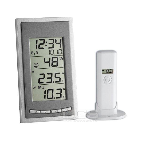 《TFA》無線最高最低溫濕度計 DIVAGO Hi/Lo Memory Wireless Thermo-Hygrometer