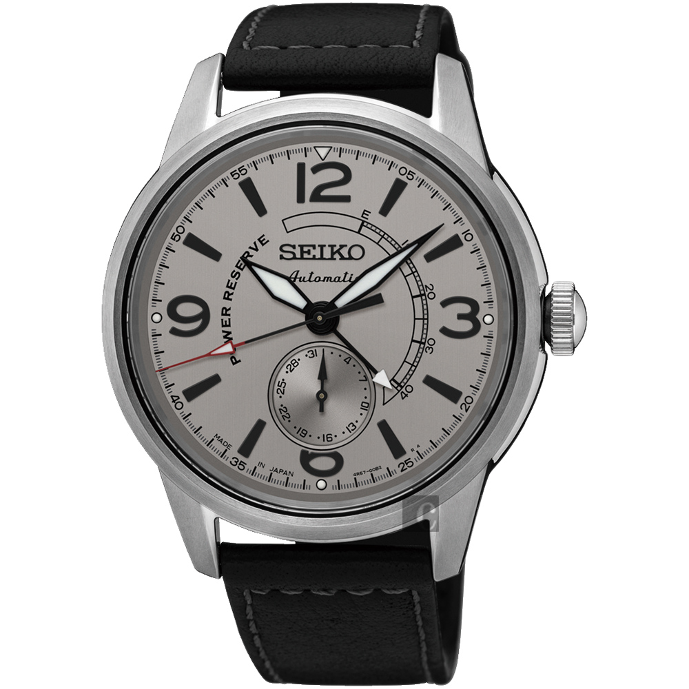 SEIKO 精工 Presage 中央動力儲存限量機械錶  4R57-00C0N(SSA337J1)