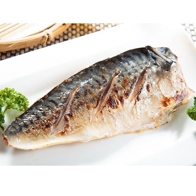 挪威薄鹽鯖魚一夜干(150g10% /包)(單位:包)
