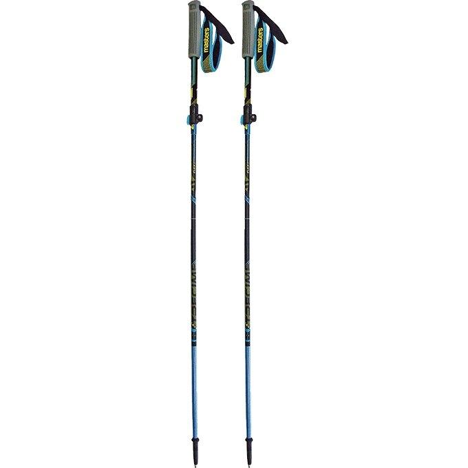 【露營趣】義大利 MASTERS MA01N0316 Trecime Alu鋁合金野跑健行杖 登山杖(3580/對)