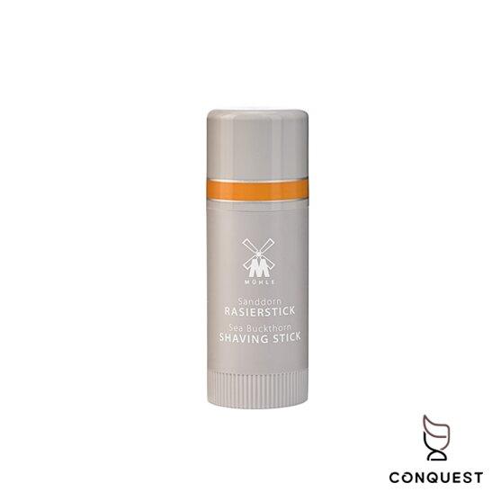 【 CONQUEST 】德國 MUHLE 柑橘刮鬍皂棒 鬍皂條 刮鬍泡 刮鬍膏 攜帶式輕巧攜帶方便