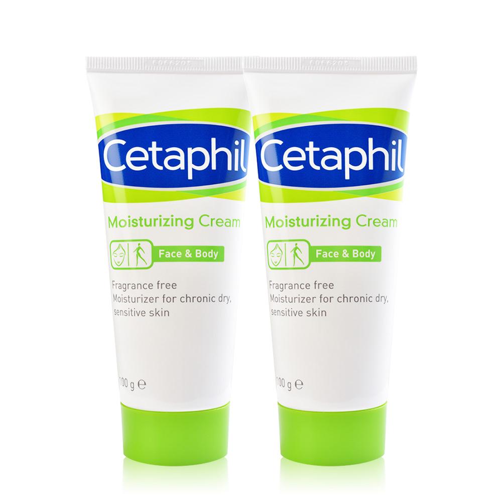 Cetaphil 舒特膚 長效潤膚霜 100g 2入