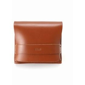 journal standard luxe 【LUMI / ルミ】 Small Business Card Pocket キャメル フリー