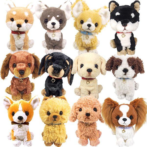 狗狗玩偶 多款任選 娃娃 PUPS 日本正版 該該貝比日本精品【618購物節】