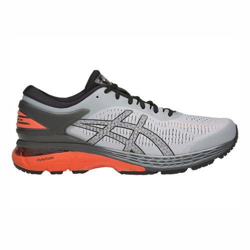 Asics GEL-Kayano 25 [1011A019-022] 男鞋 運動 慢跑 休閒 灰 橘