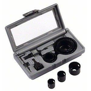 含稅 德國 BOSCH 穴鑽套裝組 穴鑽組 木工用 圓穴鋸 23mm-11件組 2607019450