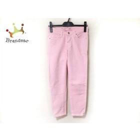 ケイトスペード Kate spade パンツ サイズ25 XS レディース 美品 ピンク   スペシャル特価 20190915
