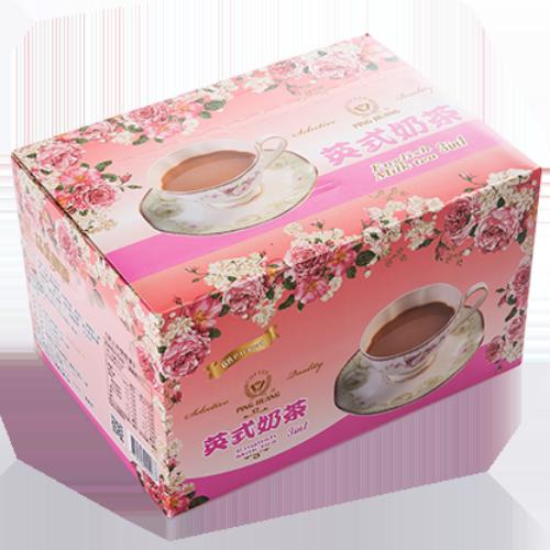 品皇咖啡 3in1英式奶茶 量販盒
