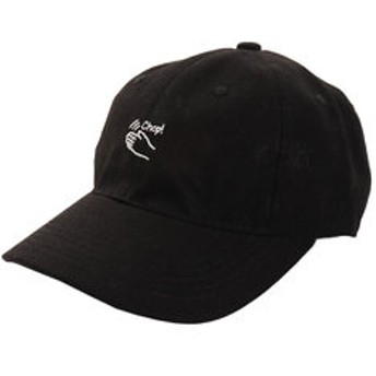 【Super Sports XEBIO & mall店:帽子】リネン刺繍キャップ Chop 897PA9ST1730 BLK