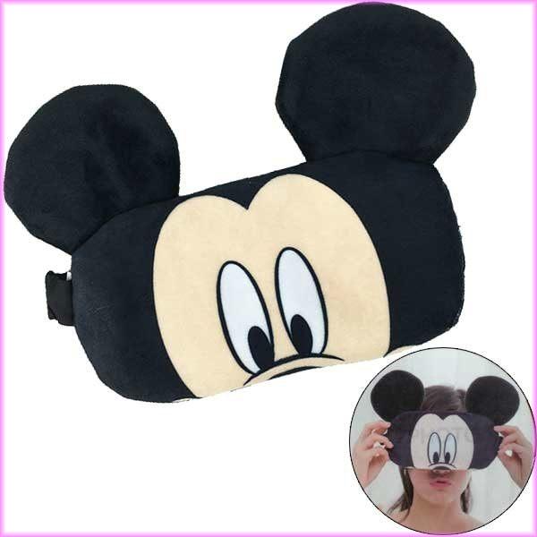 女衣米奇立體造型眼罩迪士尼正版授權女衣旅行可愛首選