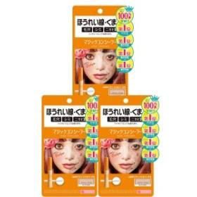 (3個セット)カリプソ マジックコンシーラー サーモンベージュ (ゆうパケット送料無料) コンシーラー 濃い目のお肌用 6g (オレンジ)big_b