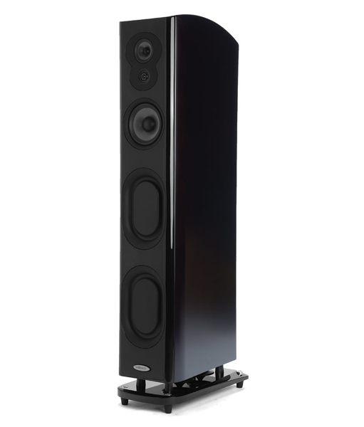 Dynamic Balance技術 nCassini橢圓形低音單體 n專利增強環散熱器高音單體