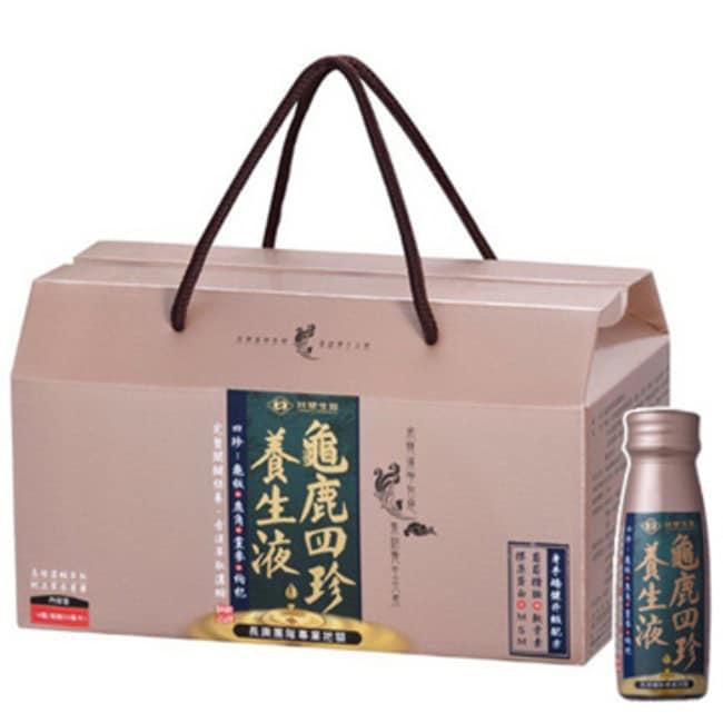 台塑生醫龜鹿四珍養生液(14瓶盒)