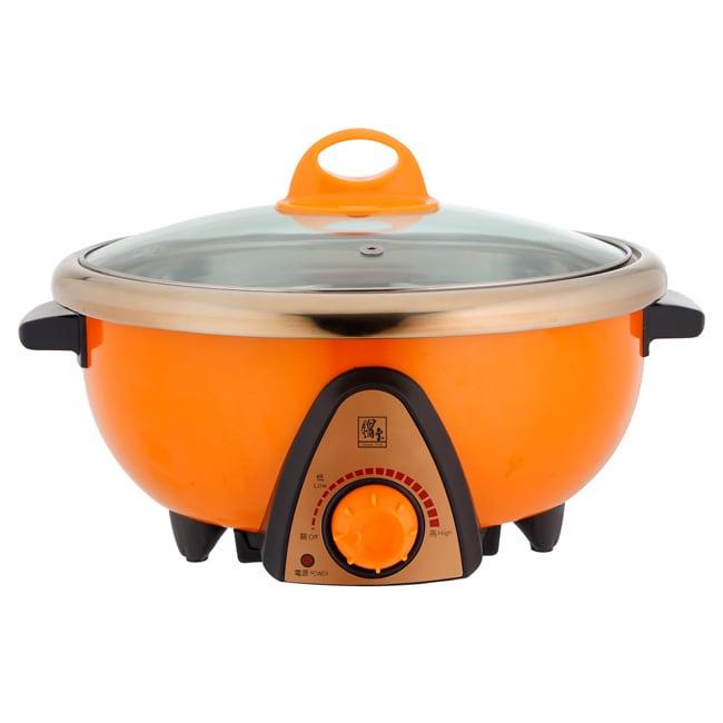 鍋寶4L分離式不鏽鋼多功能料理鍋 SEC-420-D