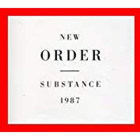 Substance [CD] New Order