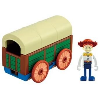 タカラトミー ドリームトミカ ライドオン トイ・ストーリー TS-05 ジェシー&アンディのおもちゃ箱トミカ 【返品種別B】