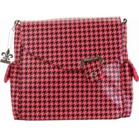 カレンコム レディース ハンドバッグ バッグ Vegan Diaper Bag Pink Herringbone