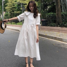 ワンピース - DearHeart ★トレンドファッション♪フリルデザインワンピース★2018春夏新作 韓国ファッション