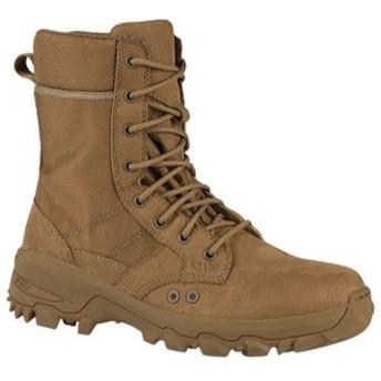 5.11タクティカル メンズ ブーツ&レインブーツ シューズ Speed 3.0 Rapid Dry Tactical & Military Boot Dark Coyote