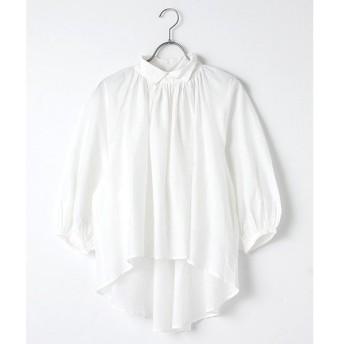 MARcourt / マーコート volume shirt P/O