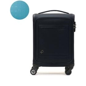 ギャレリア プロテカ スーツケース PROTeCA 機内持ち込み フィーナ Feena キャリーバッグ 18L 軽量 ACE 12744 ユニセックス ネイビー F 【GALLERIA】