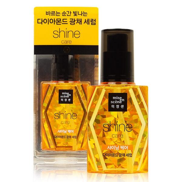 【韓國Mise en scene】鑽石光采玫瑰護髮精華油 免沖洗 護髮油 70ml