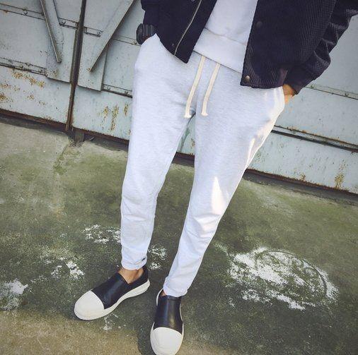 SENSE.韓國 優質 棉褲 運動褲 跑腿 運動 用品