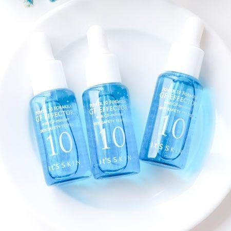韓國 It's skin 能量10安瓶精華 10ml 小樣 GF 高效能保濕 精華液 保濕