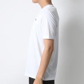 Tシャツ - MARUKAWA フィラ Tシャツ メンズ 夏 水陸両用 UVカット 半袖 ホワイト/ブラック/ネイビー M/L/LL【 ティーシャツ ラッシュガード水着 UV対策 海 プール スポーツ トレーニング ランニング】