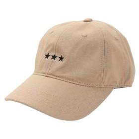 PGAC(PGAC) リネン刺繍キャップ 3Star 897PA9ST1741 BEG (Men's)