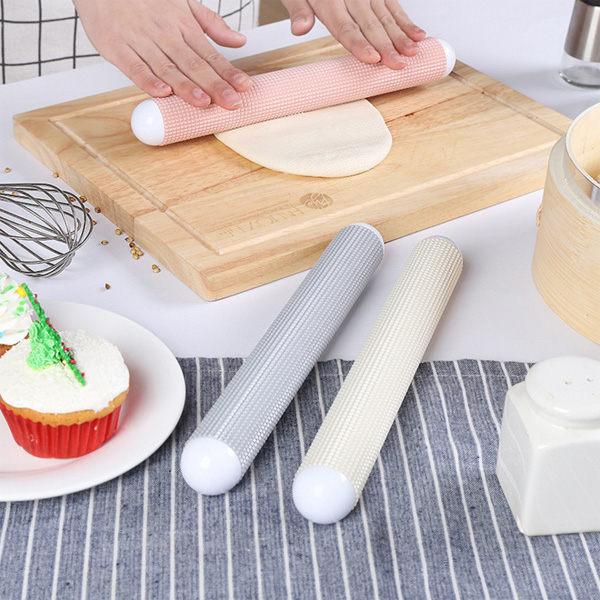 【BlueCat】DIY水餃皮餅皮不沾黏擀麵棒 擀麵桿