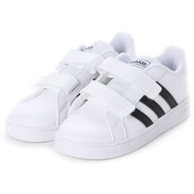 アディダス adidas GRANDCOURT I EF0118-14.0 フットウェアホワイト (WHITE)