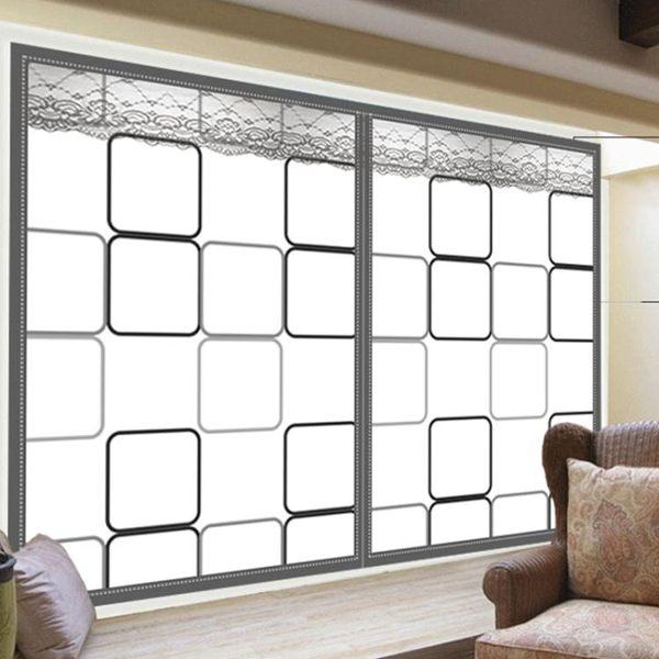 保暖窗簾密封窗戶防風冬季臥室加厚保暖簾保溫擋風防塵塑料門簾子YTL·皇者榮耀3C