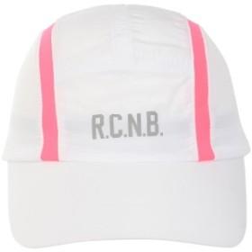 【セール】 ナンバー ランニング キャップ レディースタフタキャップ NB-Y18-302-133 レディース FREE ホワイト/ピンク