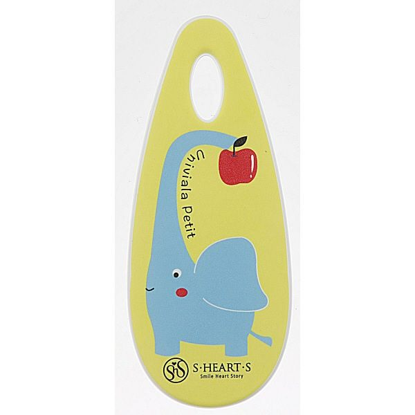 S・HEART・S頭皮梳 大象圖案